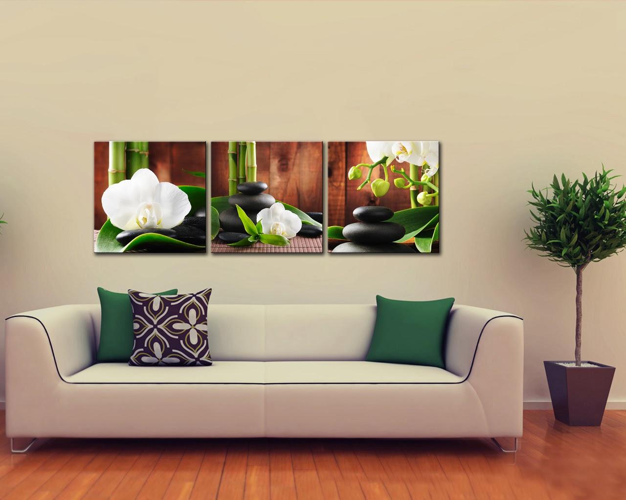 Duvar Dekorasyon Ürünleri İle Modern Odalar Oluşturun (10)