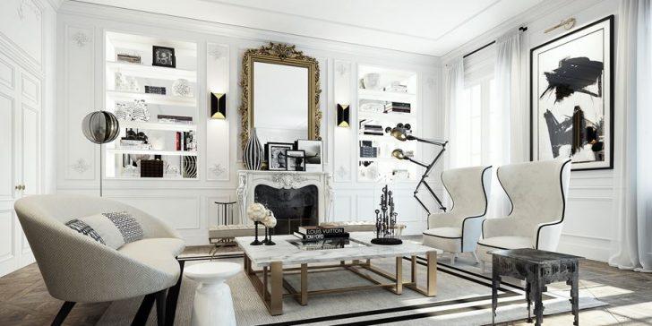 salon odası için dekoratif ayna modelleri
