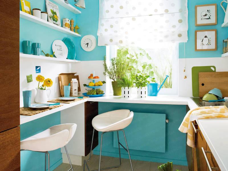 küçük mutfak dolabı modelleri