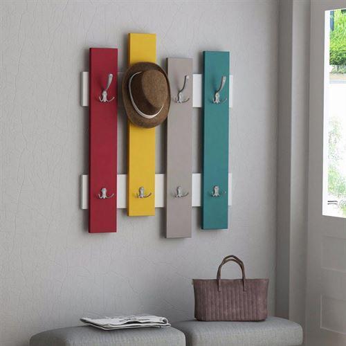 Best House Line Wave Askılık - Yapışkanlı resim duvar askıları