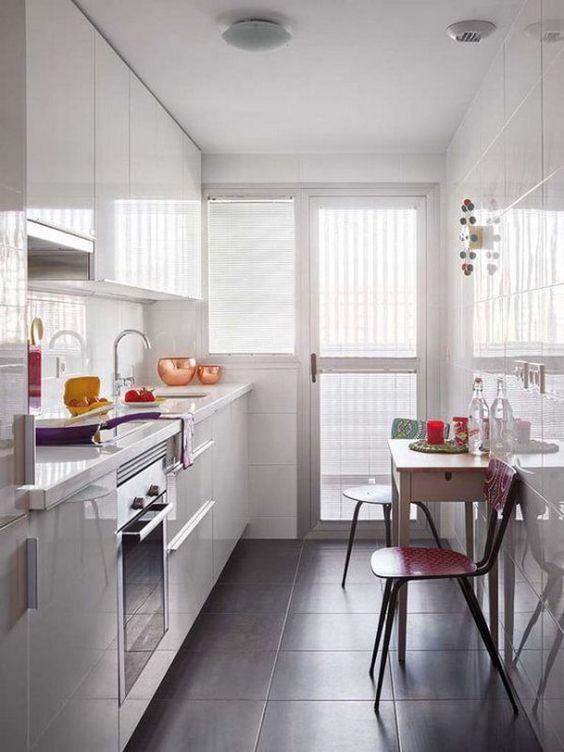 Best Küçük mutfaklar için pratik bilgiler küçük mutfaklar için eşya seçimi