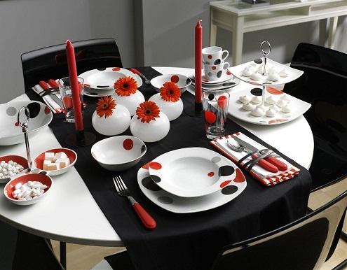 Cool bernardo modern yemek takimlari cesitleri Modern Yemek Takımları