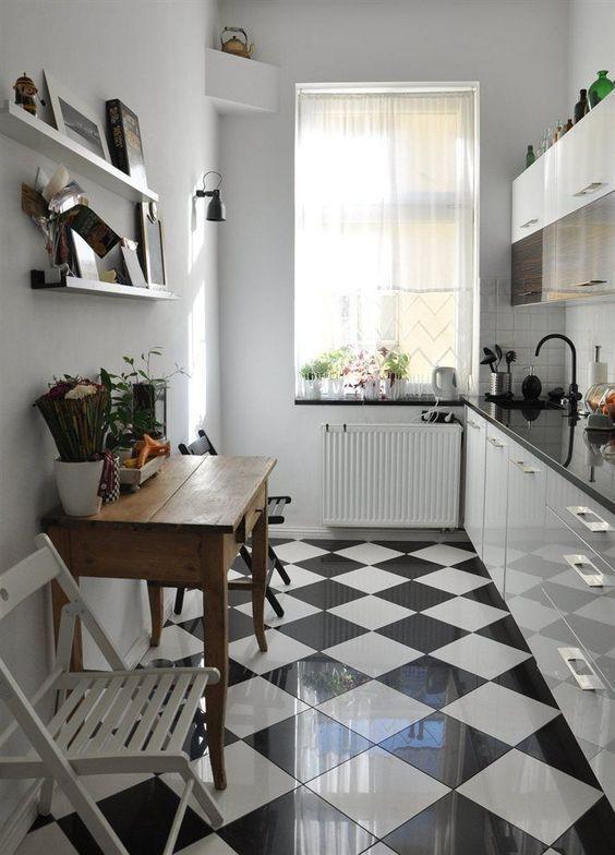 Photos of Küçük mutfaklar için pratik bilgiler küçük mutfaklar için eşya seçimi