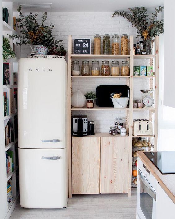 Unique Küçük mutfaklar için pratik bilgiler. küçük mutfaklar için eşya seçimi
