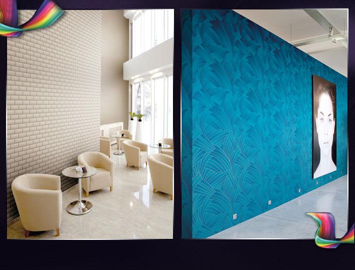 Cute Parlakay İthal Duvar Kağıdı Yapışkanlı duvar folyoları