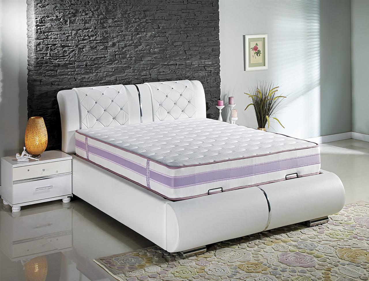 Elegant merinos climarine baza yatak odalarında baza