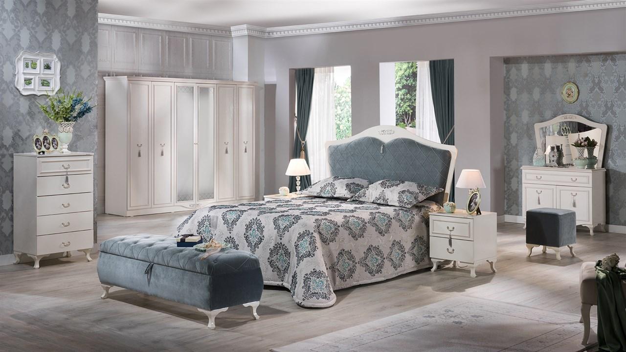Amazing Belissa Yatak Odası Takımı 2018 Bellona Yatak Odası Takımı