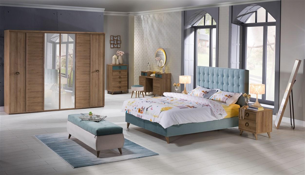 Beautiful Vienza Yatak Odası Takımı 2018 Bellona Yatak Odası Takımı