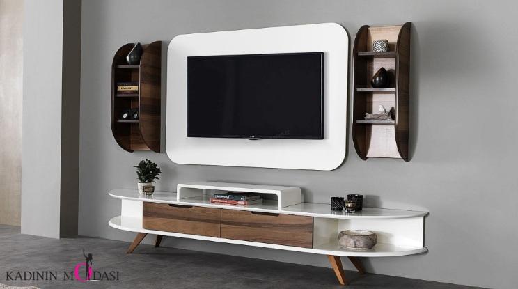 Best Televizyon (Tv) Ünitesi Modelleri 2018 2018 İstikbal TV Ünitesi Modelleri