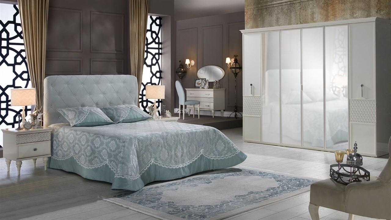 Contemporary Sanalrisk Dekorasyon Angel Yatak Odasi 2018 Bellona Yatak Odası Takımı