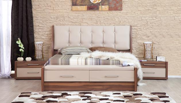 Elegant kilim yeni trend yatak odasi 2018 Kilim Mobilya Yatak Odası Takımı