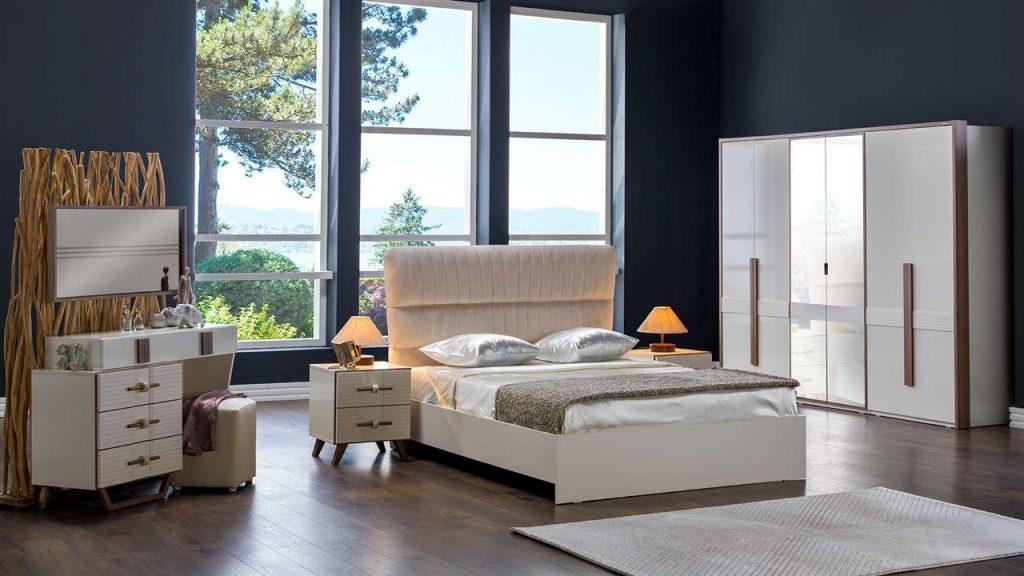 Modern Bellona Sierra Yatak Odası Takımı 2018 Bellona Yatak Odası Takımı
