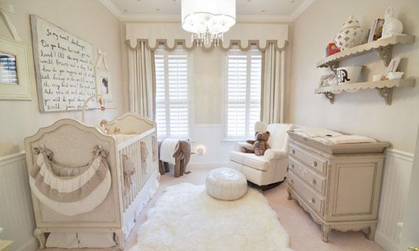 Amazing ... Bebek Yatak Odası Dekorasyon Fikirleri
