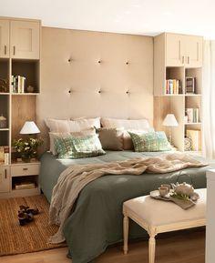 Amazing CEPAYNASI. Bütçe bilinçli yatak odası dekorasyon fikirleri