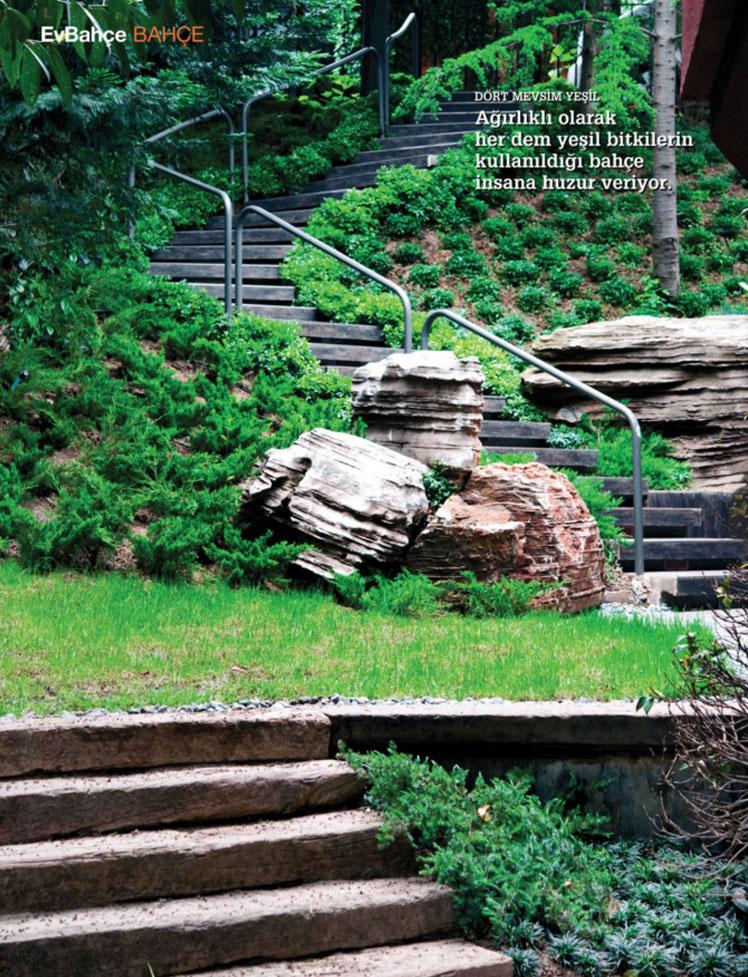 Awesome ev-bahce-dergisi-emirgan-peyzaj-tasarim-1 Ev Peyzaj Bahçe Planlama