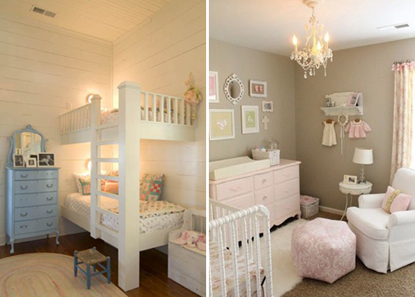 Best Bebek Bebek Yatak Odası Dekorasyon Fikirleri