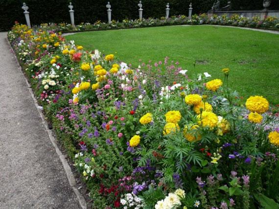 Cool Güzel Güzel Bir Çiçek Bahçesi Oluşturmak