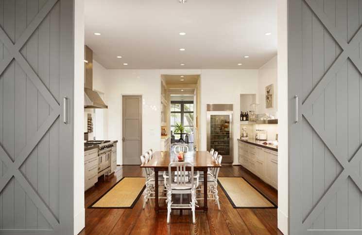 Cool Kapıları Küçük Bir Bütçeyle Ev İç Tasarım Fikirleri