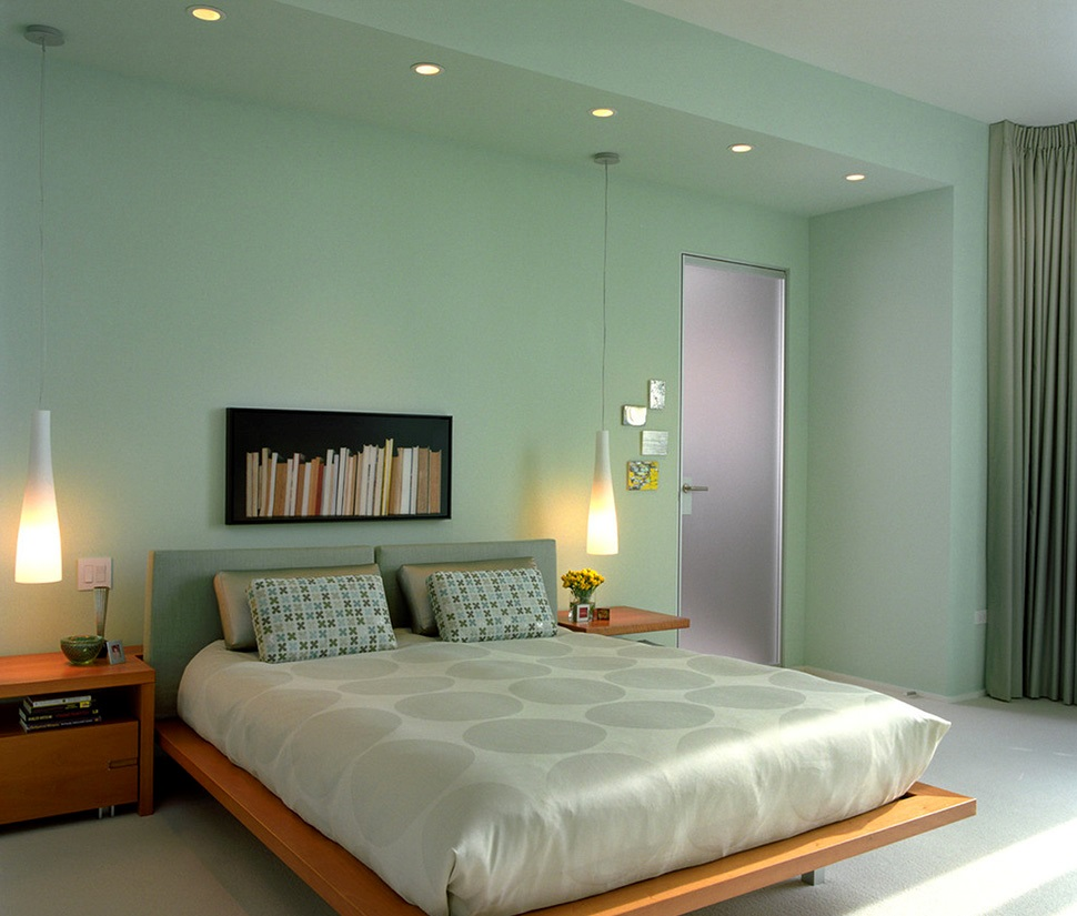 Cool yatak İdeal Yatak Odası Lambalarını Seçme