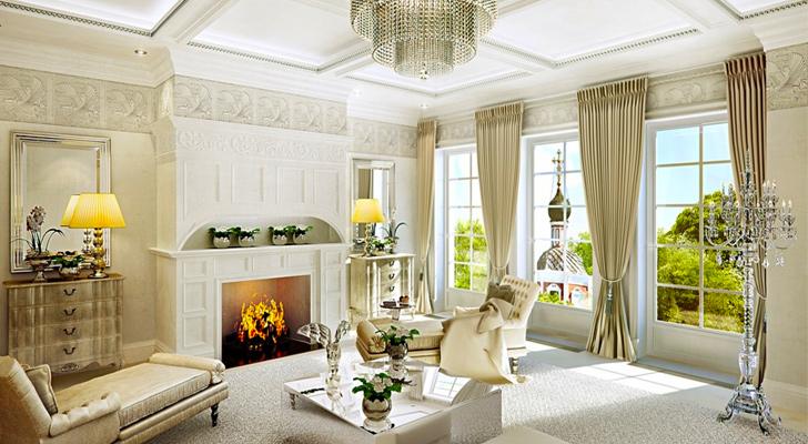 evinizi luks gosterecek dekorasyon fikirleri
