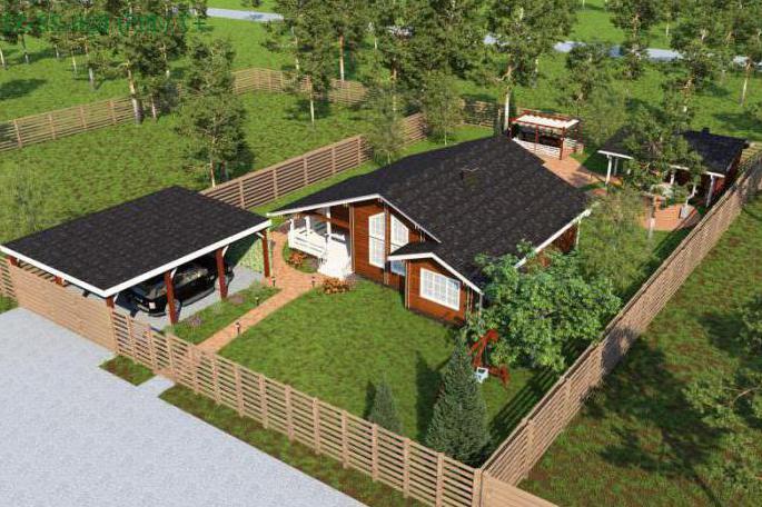 Modern Karışık Ev Peyzaj için 3 Kolay Enerji Tasarrufu İpuçları