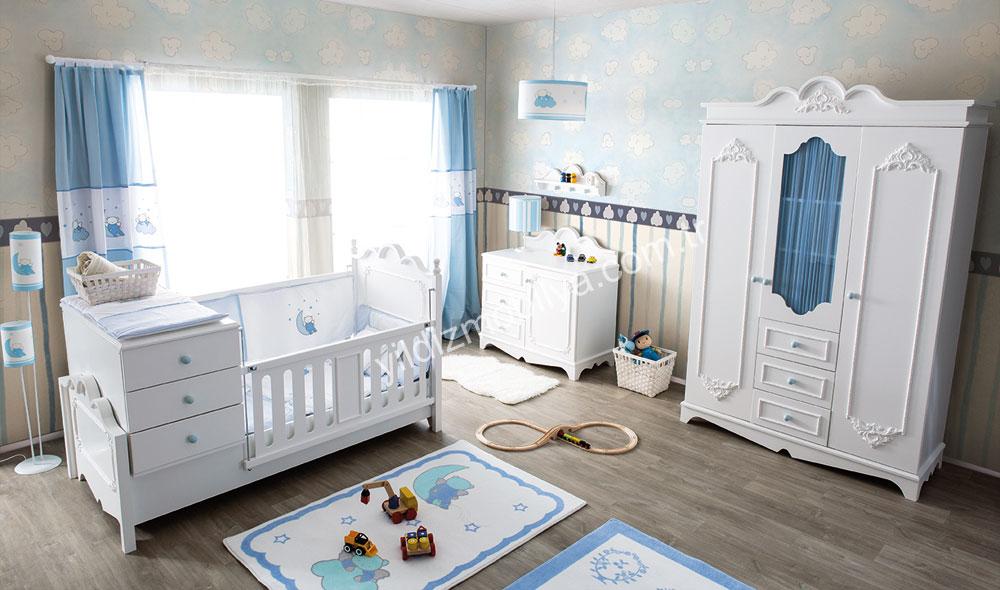 Popular Craft Bebek Yatak Odası Dekorasyon Fikirleri