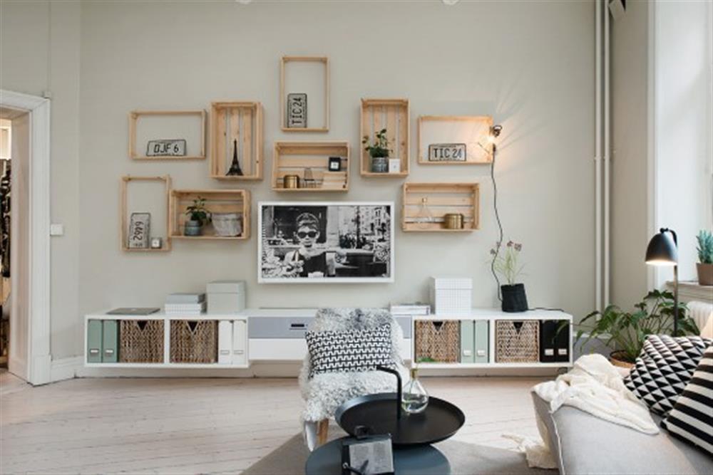Popular Düşük Küçük Bir Bütçeyle Ev İç Tasarım Fikirleri