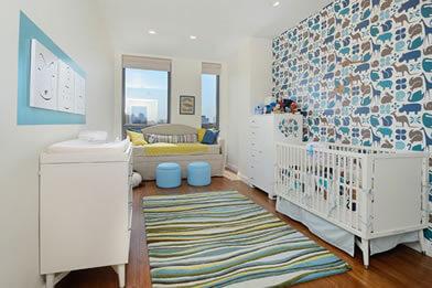 Stunning Bebek Bebek Yatak Odası Dekorasyon Fikirleri