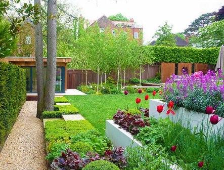 Stunning Komplo Ev Peyzaj Bahçe için  Bitki Seçimi İpuçları
