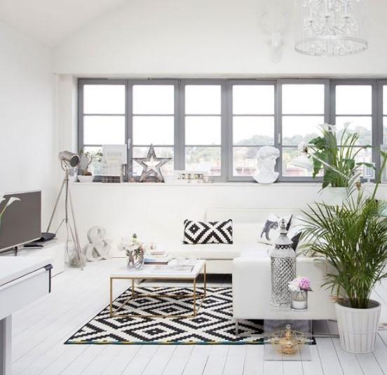Stylish Az Küçük Bir Bütçeyle Ev İç Tasarım Fikirleri