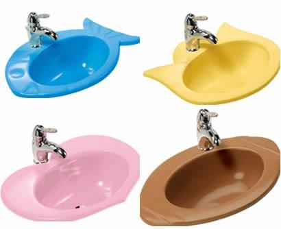 Popular Değişik Çocuklar İçin  Banyo Dekorasyonu