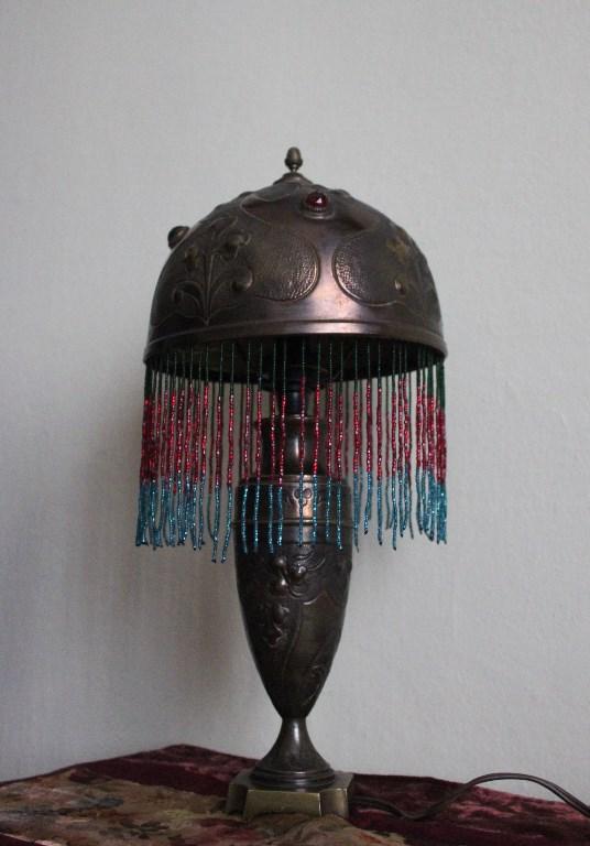 antika masa lambası