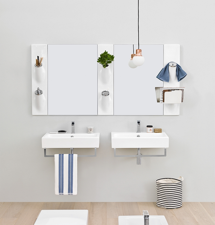 banyo duvar aksesuarları
