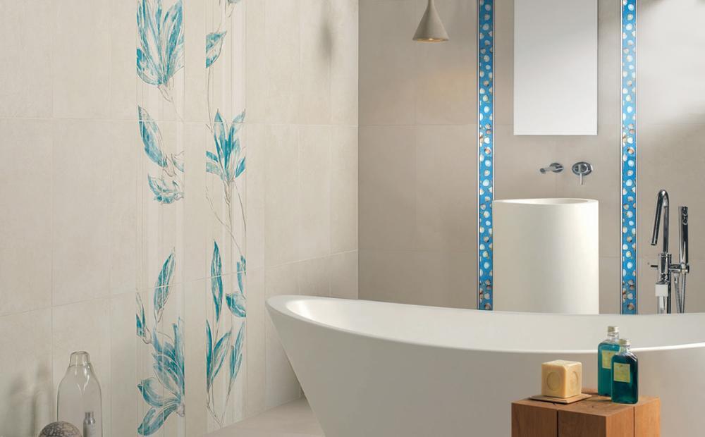 banyo duvar dekorasyon fikirleri