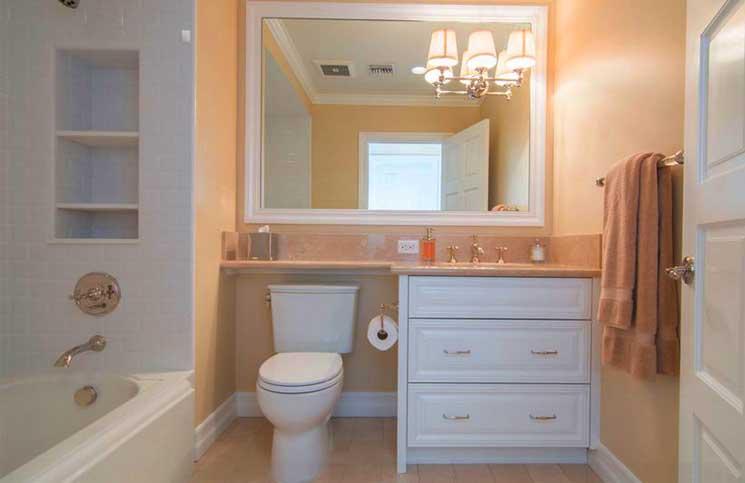 kucuk banyolara dekorasyon fikirleri