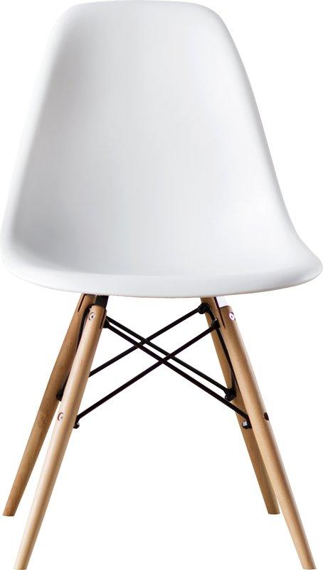 modern sandalye tasarımı beyaz