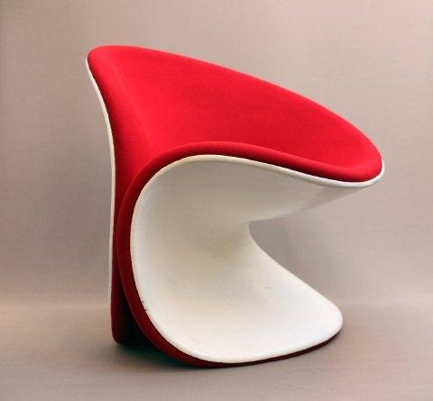 popular modern sandalye kırmızı