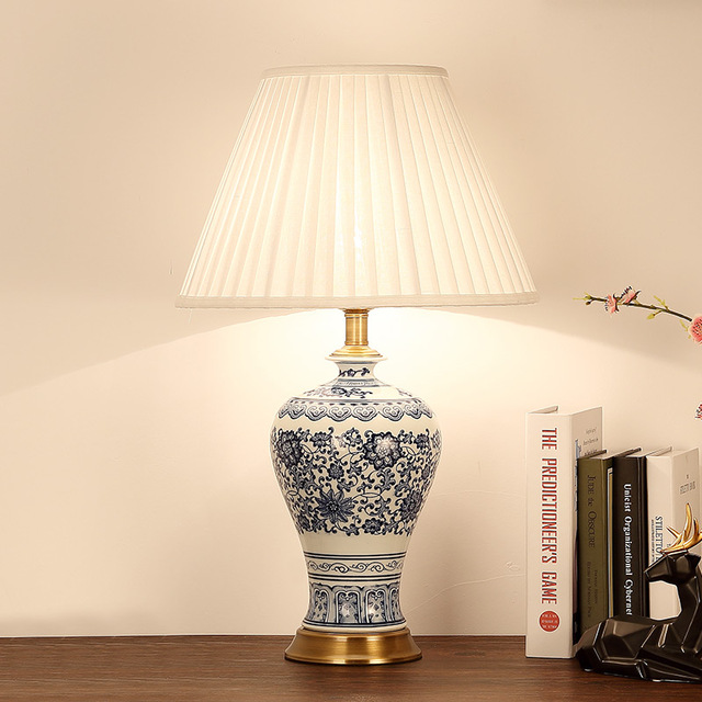 retro tarzı lamba yatak odası baş ucu masa lambaları
