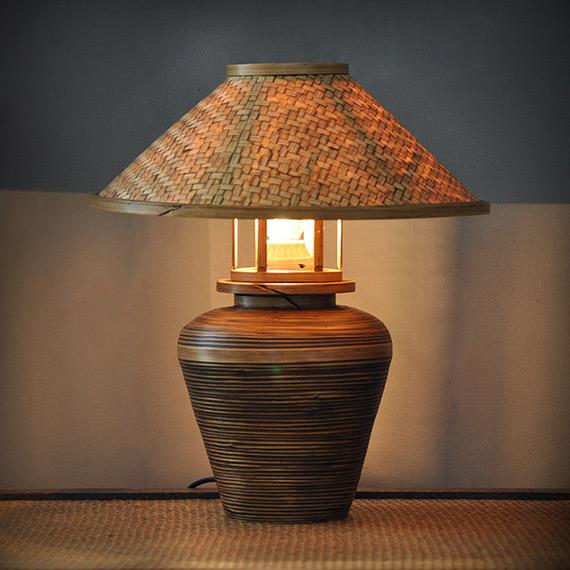 vintage tarzı lamba yatak odası baş ucu masa lambaları