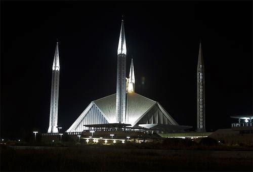 Kral Faysal Camii, İslamabad, Pakistan