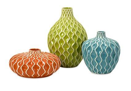 dekoratif modern vazolar