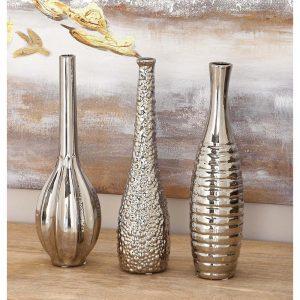 gümüş vazo modelleri