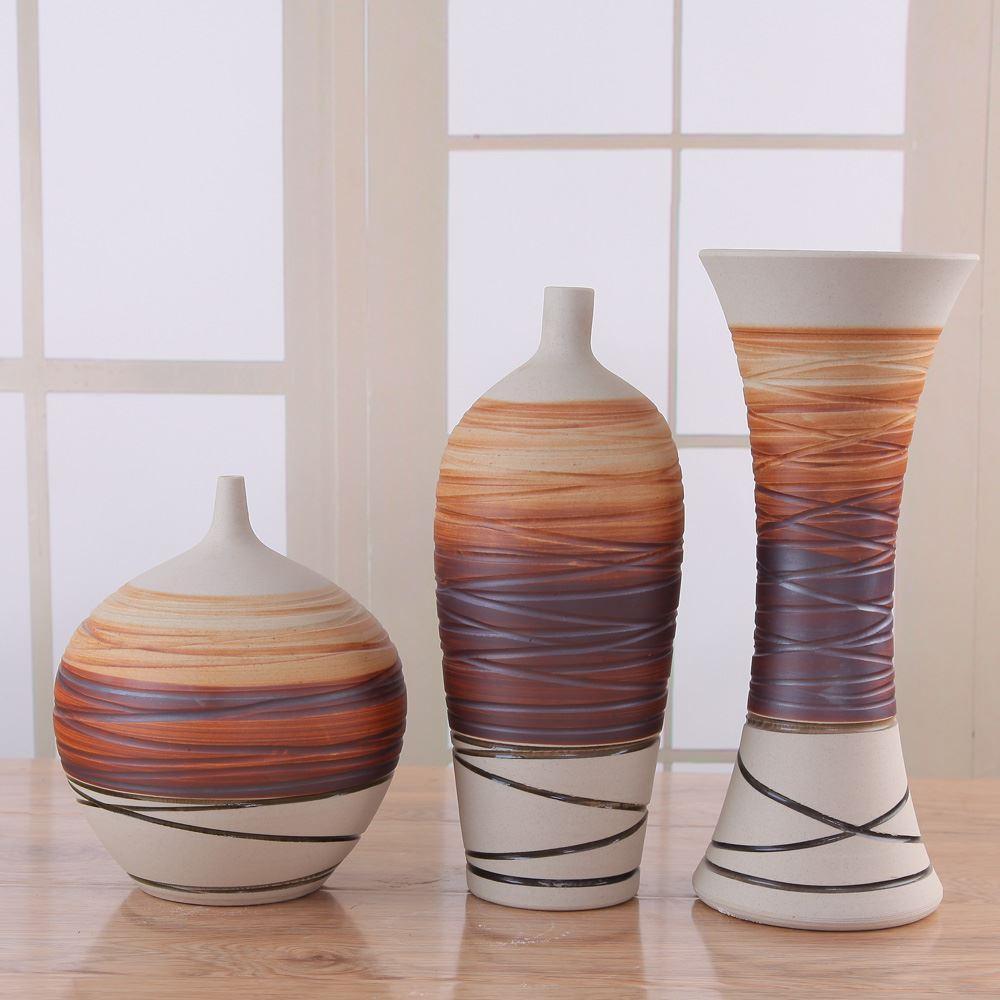 modern seramik vazolar