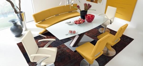 modern yemek masası modelleri